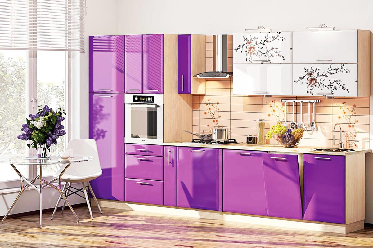 своем примере кухня слива лаванда примеры дизайн фото инноваций технологий
